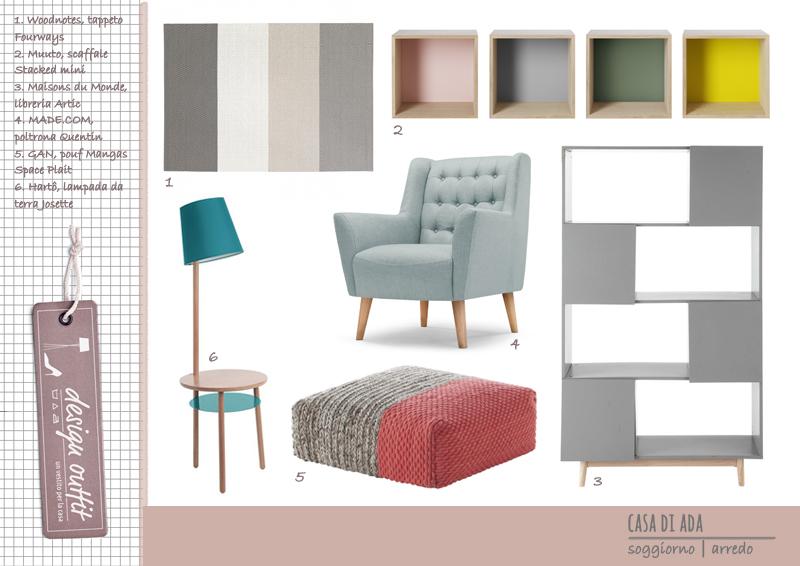 Design outfit and you consulenza su misura taglia s for Consulenza architetto