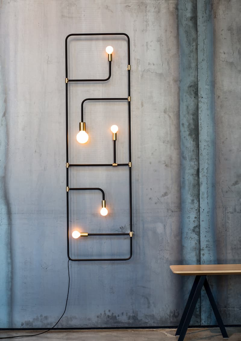 design time, novembre, luce per vestire casa