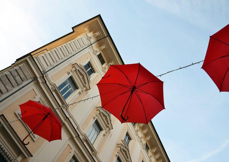 Natale a Roma, vie e piazze