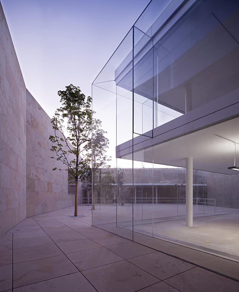 architettura in Pantone Rose Quartz e Serenity