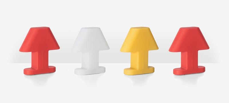 design in plastica | colore e funzionalità
