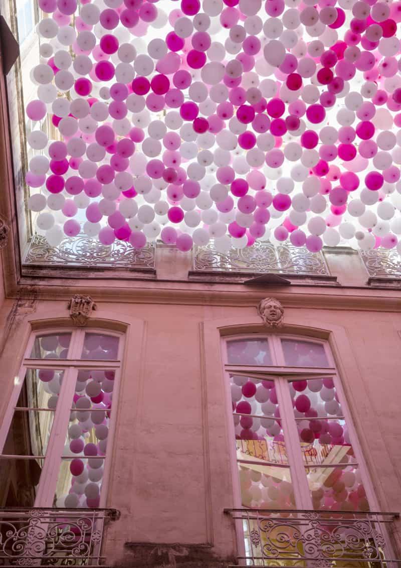 design time | marzo | petali rosa che fanno primavera
