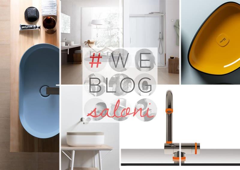 Salone Bagno 2016: novità a tema benessere, weblogsaloni