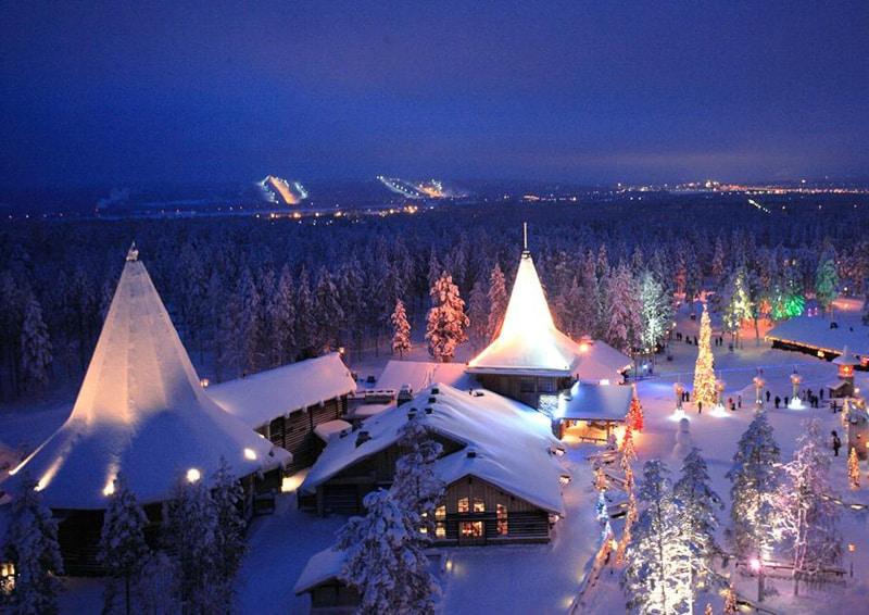 10 motivi (semiseri) per un tour in Finlandia