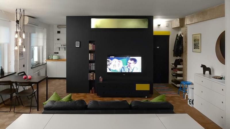 50 metri quadrati di design