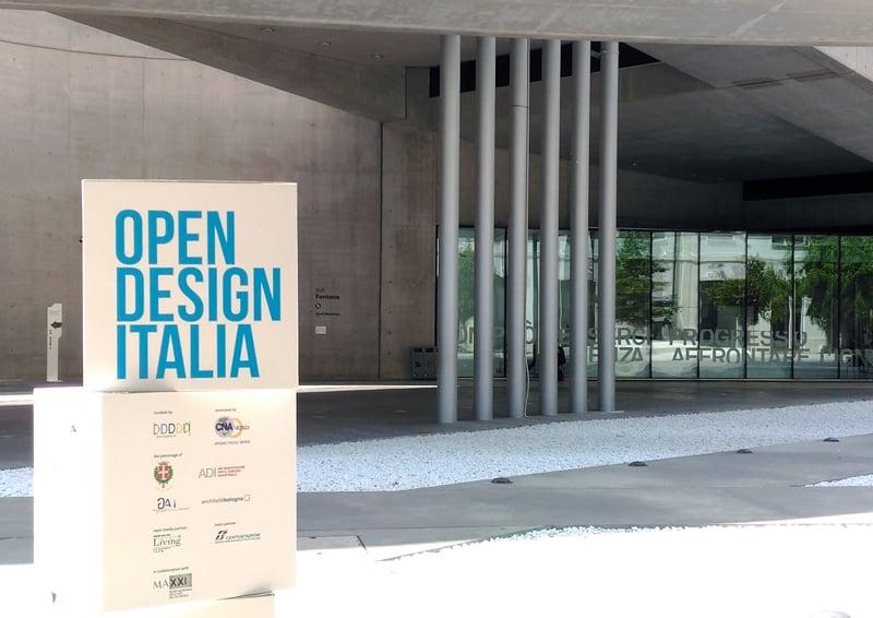 Open Design Italia 2016: un casting lungo 3 città