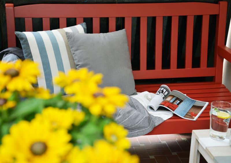 outfit per esterno | un balcone lungo e stretto 2