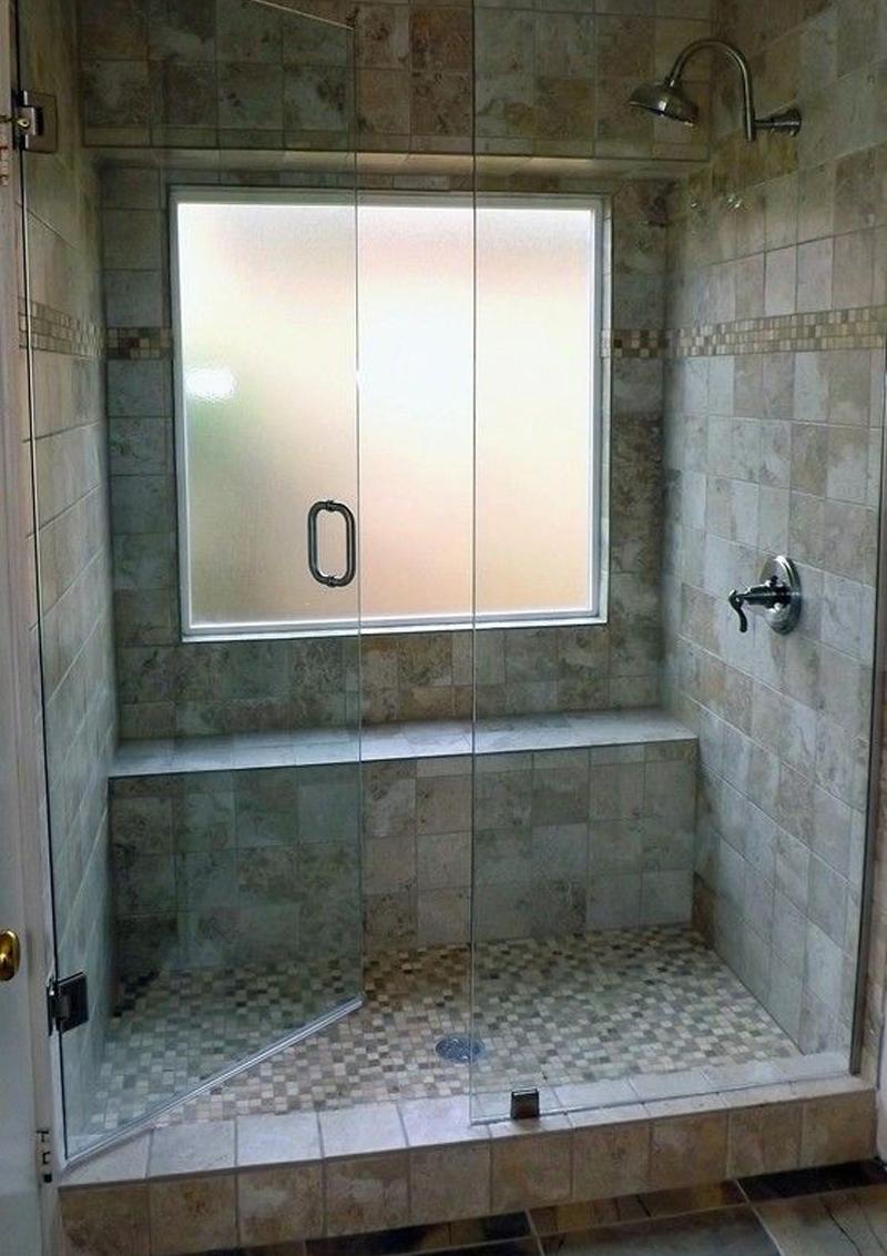 Finestra nella doccia problemi idee soluzioni design outfit - Finestra interna per bagno cieco ...