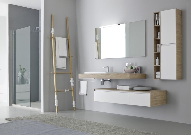 progetto bagno | Scandinavian touch per la collezione NYU di Ideagroup