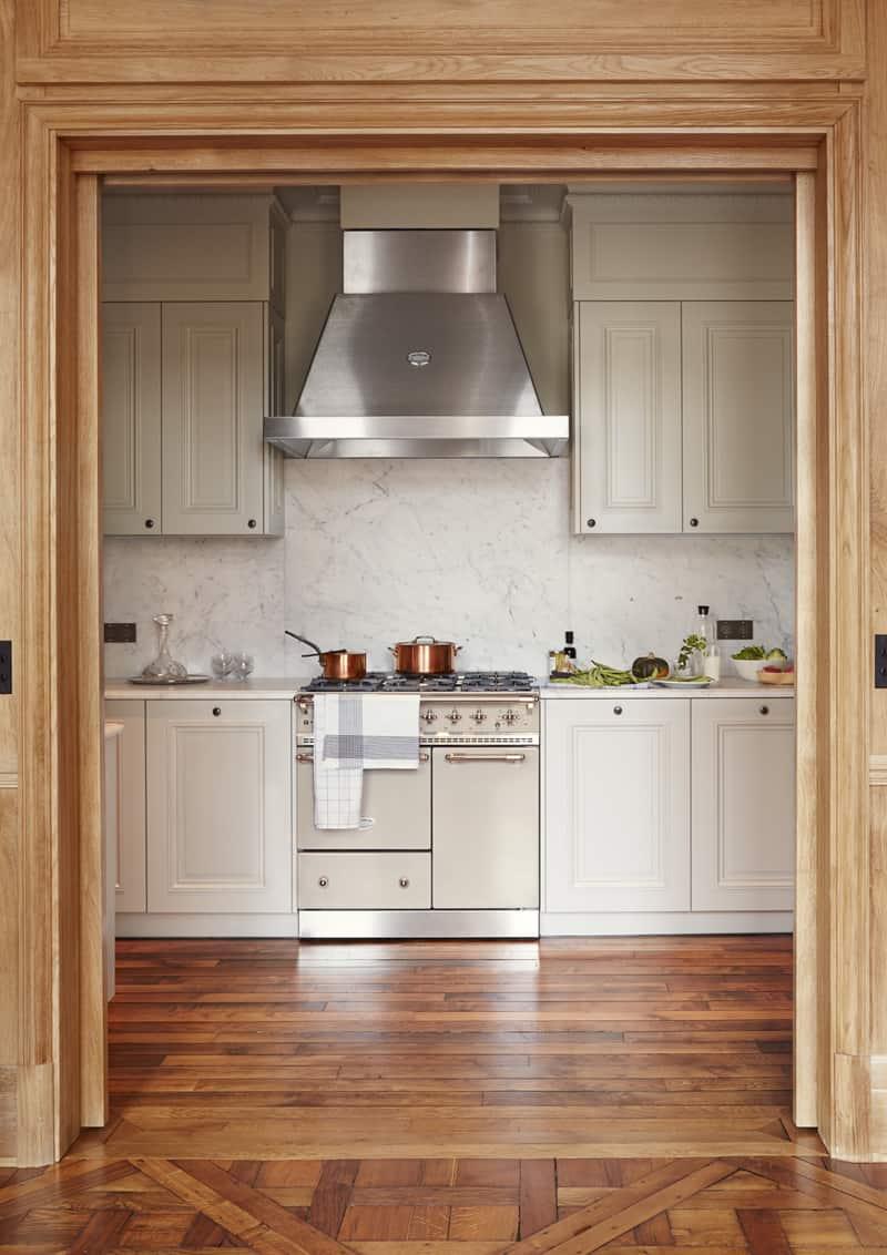 appartamento romantico a Parigi | la cucina vintage