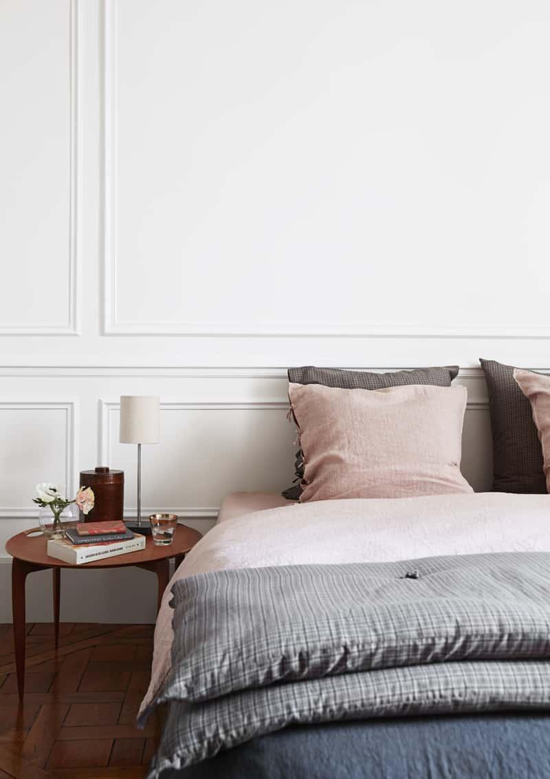 appartamento romantico a Parigi: leggerezza e tradizione