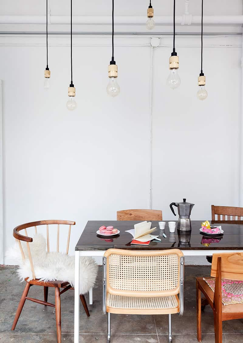 Cerco Tavolo E Sedie Cucina.Sedie Diverse Intorno Al Tavolo Il Bello Del Mix Match Design