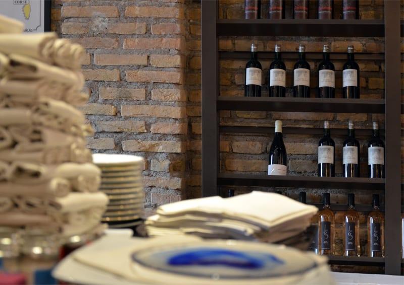 posti belli a Roma: mangiare a Le Carré Français