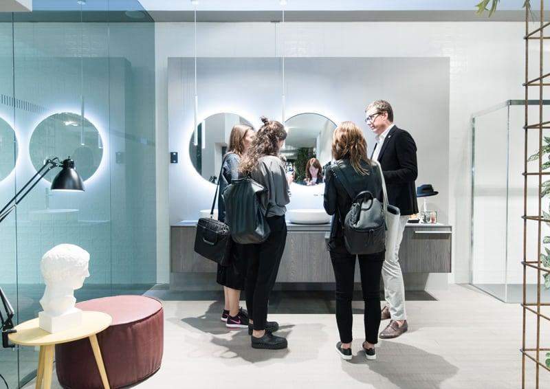 ISH Francoforte come occasione per confrontare soluzioni bagno diverse