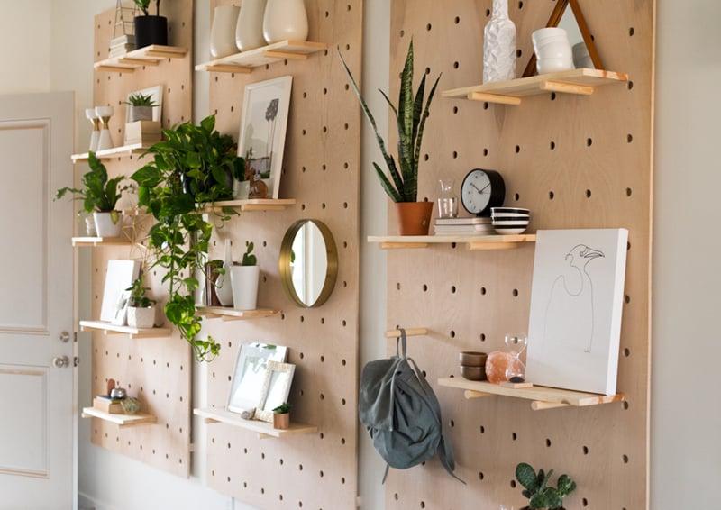 5 idee per mobili fai da te a basso costo e altre storie design outfit - Casa in canapa costo ...
