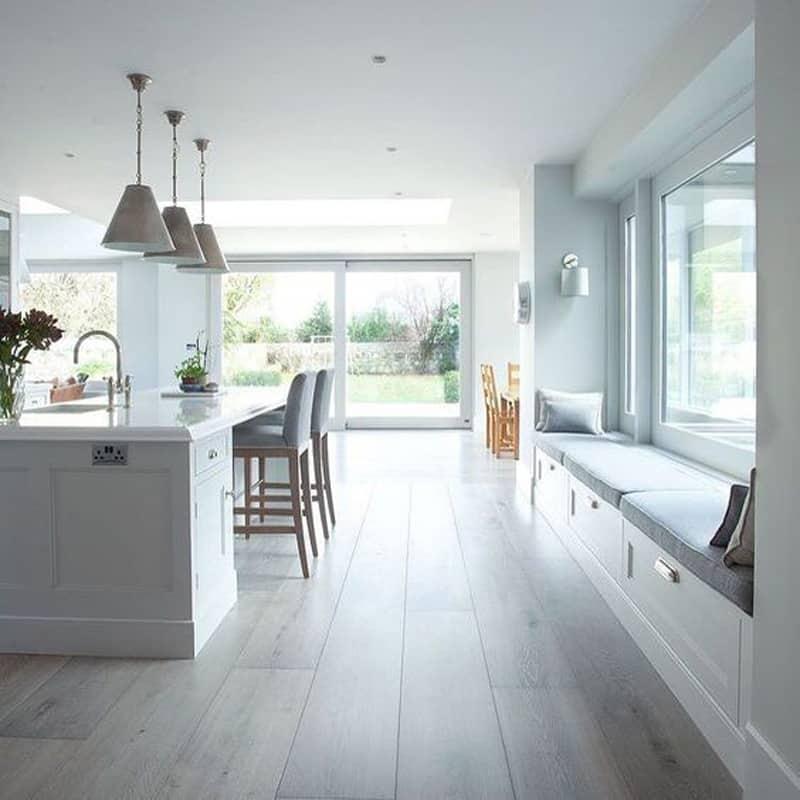 cucina sotto finestra | come sfruttare al meglio lo spazio | design ...
