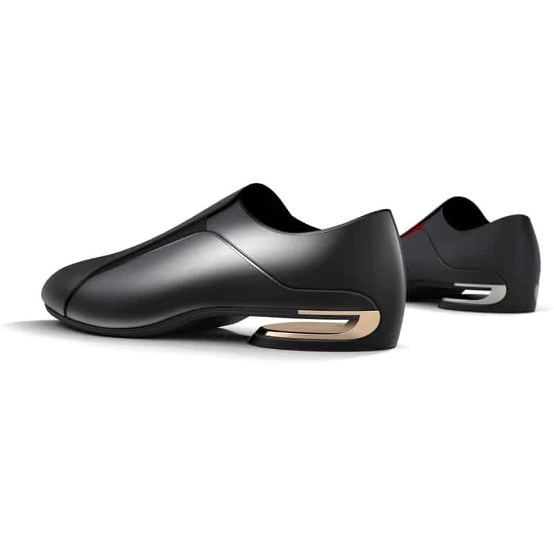 design americano | Herman Francisco Delos Santos | Le Maestro Modern Dress Loafer