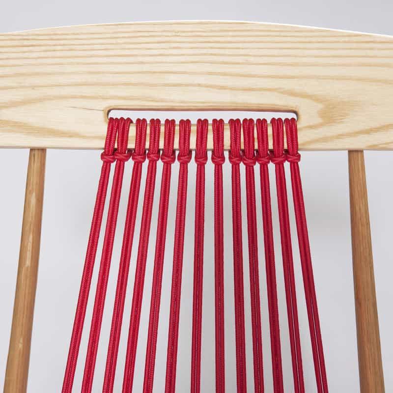 design americano | Stoel Burrowes|Cat's Cradle Living-Room Chair