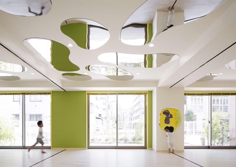 design giapponese | Moriyuki Ochiai |LHM kindergarten Kindergarten/Nursery School