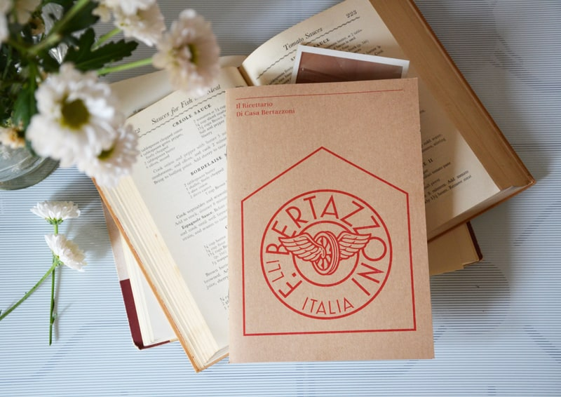 design vintage in cucina tra ricette e curiosità di famiglia