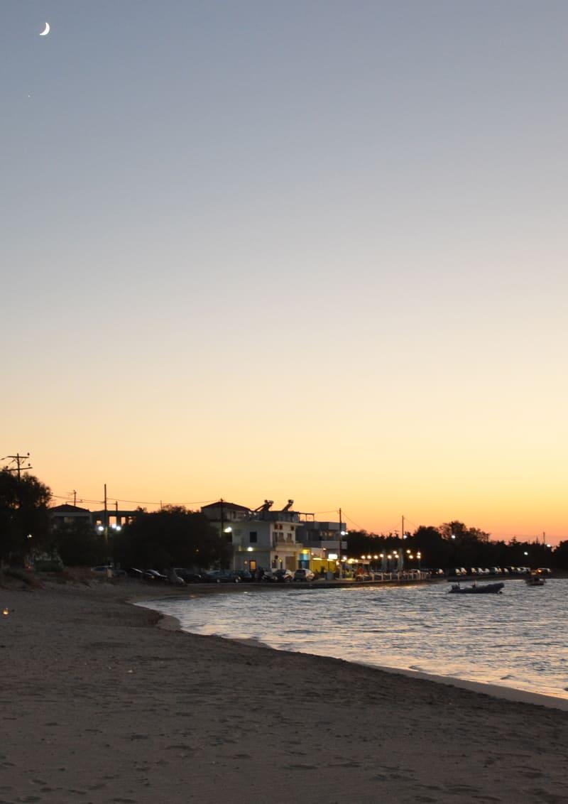 piccola guida di Elafonisos, perla della Laconia | Aroni, ristorante e trattoria di pesce