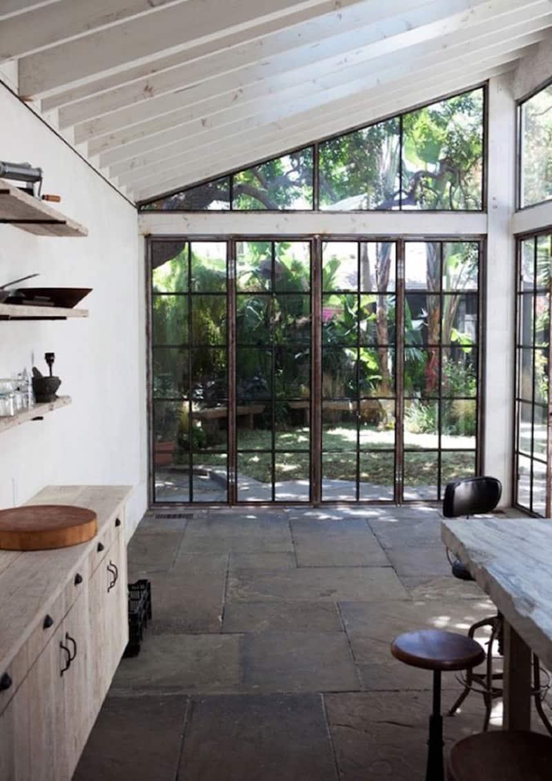 pietra per interni: un nuovo gusto per l'antico | pietra per interni a pavimento