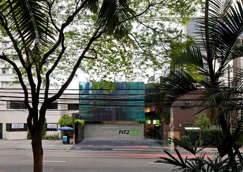 design brasiliano | Jose Ricardo Basiches |Fit2You Boutique Fitness