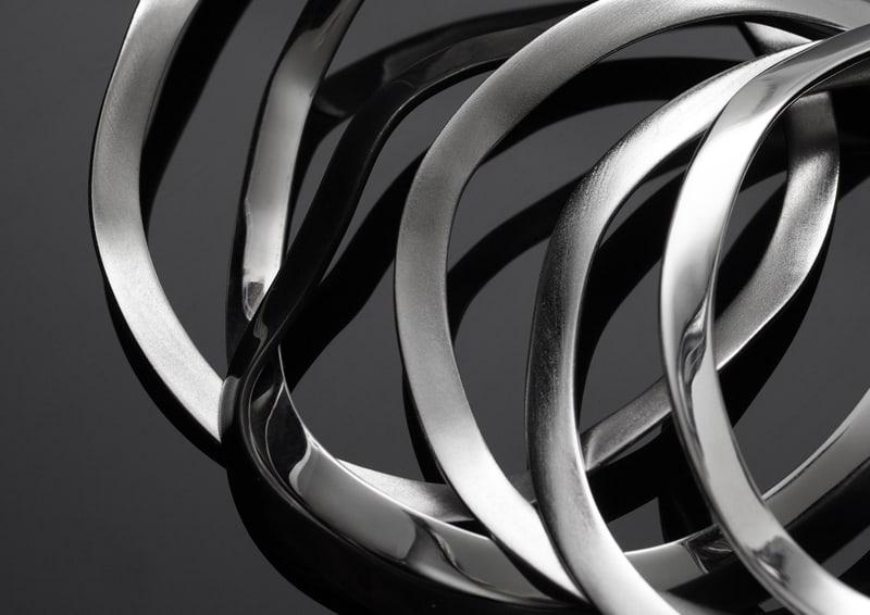 design brasiliano | Brazil & Murgel |Cypris Collection Bracelets