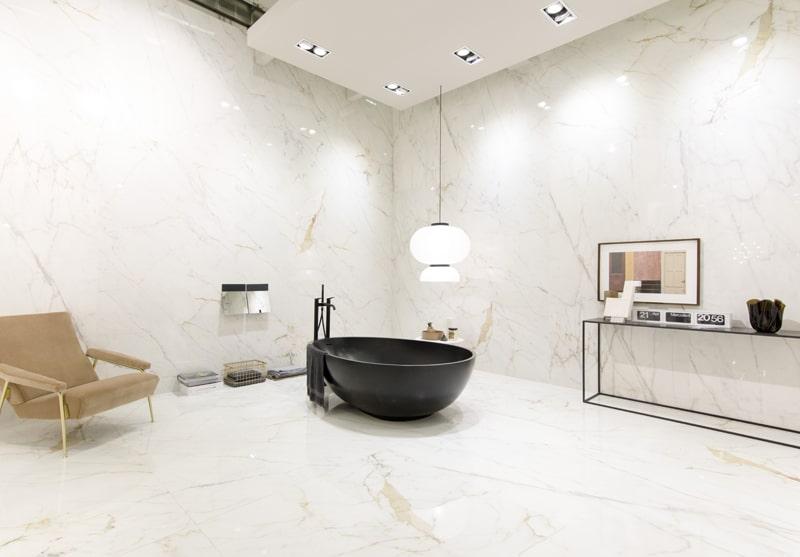Marazzi, collezione Grande Marble Look | fotografia Davide Buscaglia