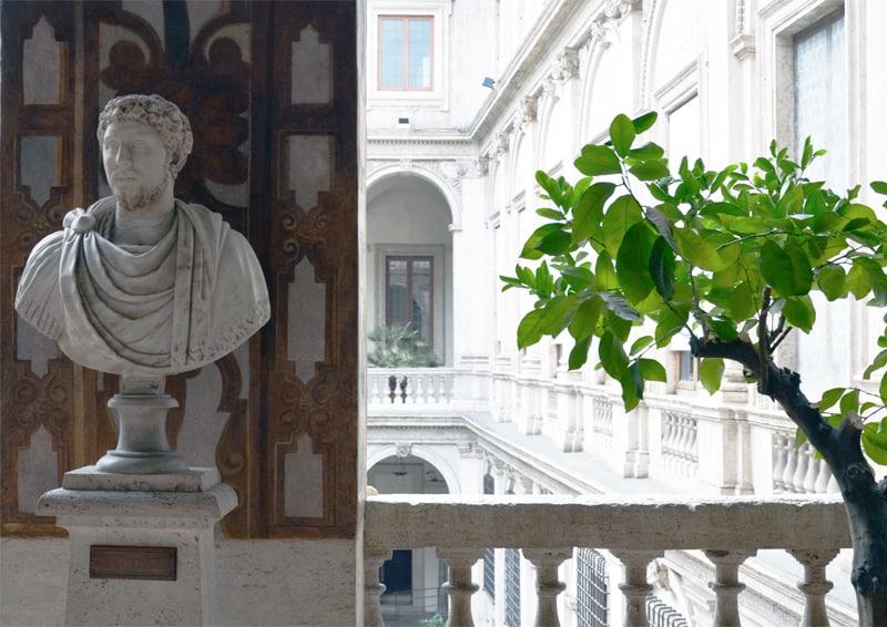 posti belli a Roma: visitare Palazzo Altemps