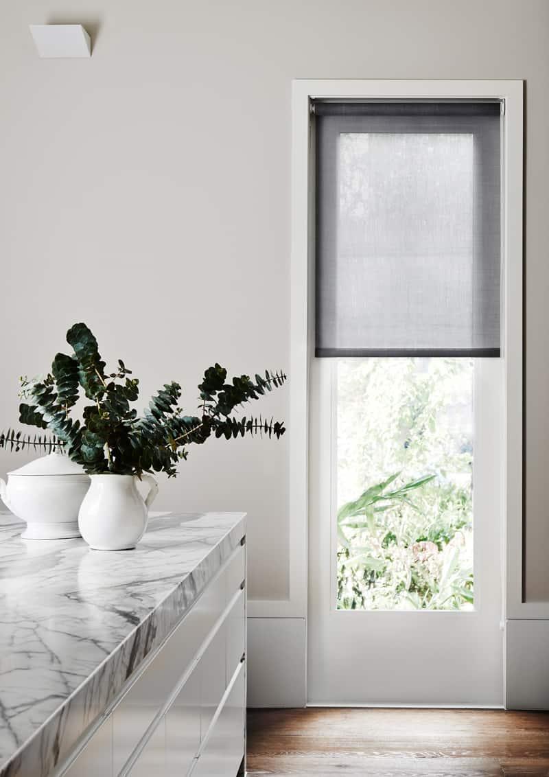 Tende per interni come sceglierle per tutti i tipi di finestra with tenda per porta - Tenda per porta finestra ...