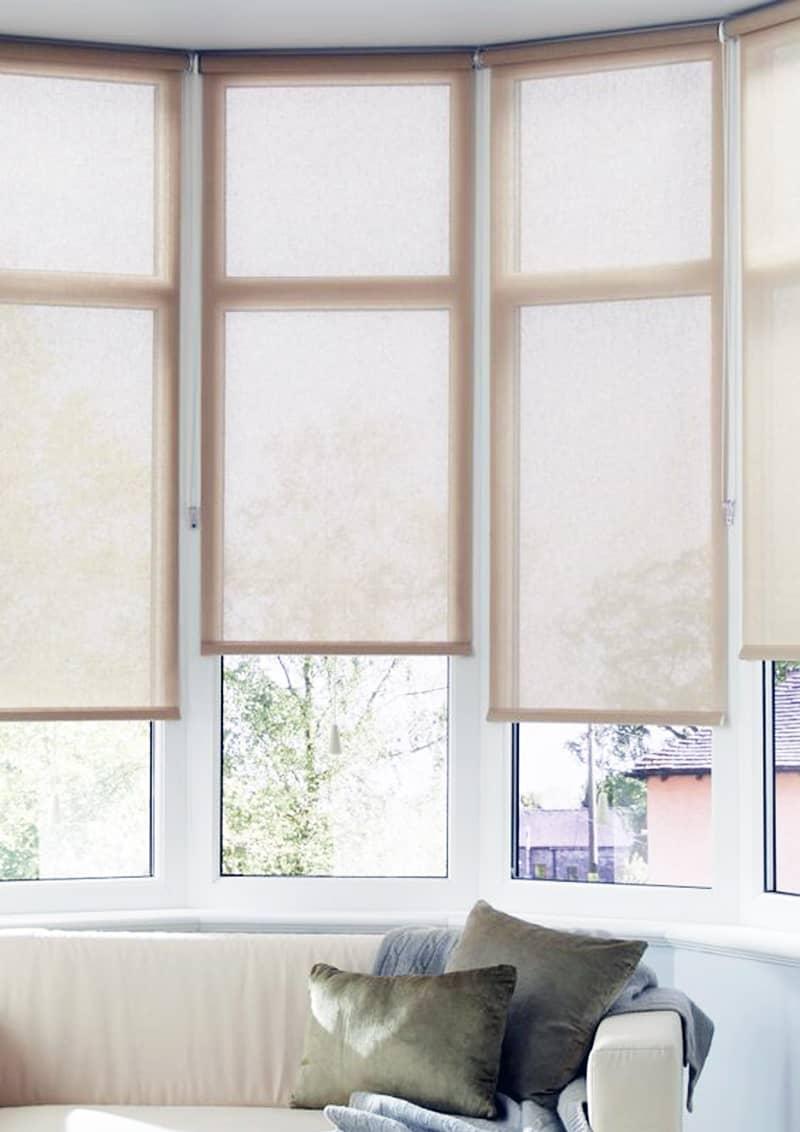 Tende per interni come sceglierle per tutti i tipi di for Tende a finestra