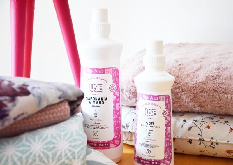organizzare lavanderia, stireria e ripostiglio | quali prodotti utilizzare per un bucato perfetto
