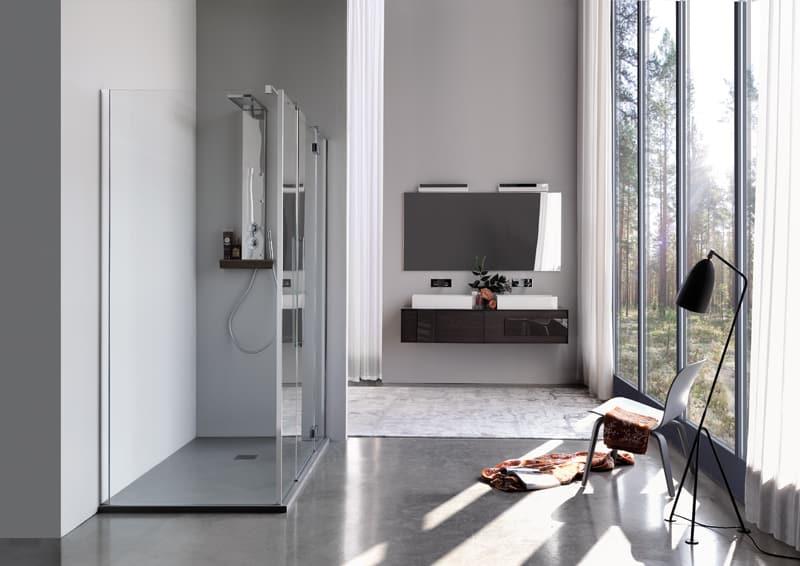 4 architetti, 4 cabine doccia: la mia è Zenith di Samo