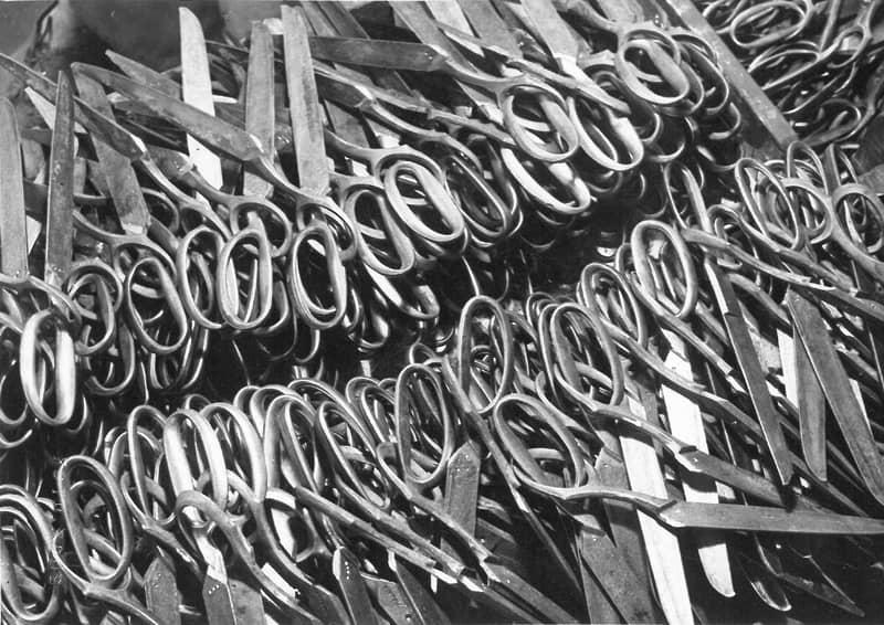 le forbici con manico arancione di Fiskars compiono 50 anni