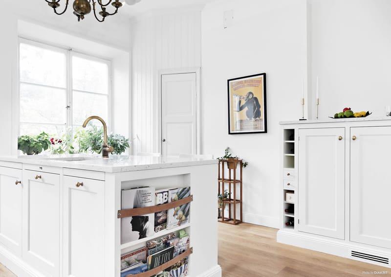 Cucina freestanding della tradizione funzioni design e - Cucina freestanding ...