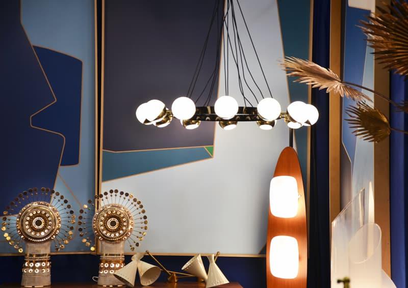 mobili vintage | Les Puces du Design, L'Atelier 55