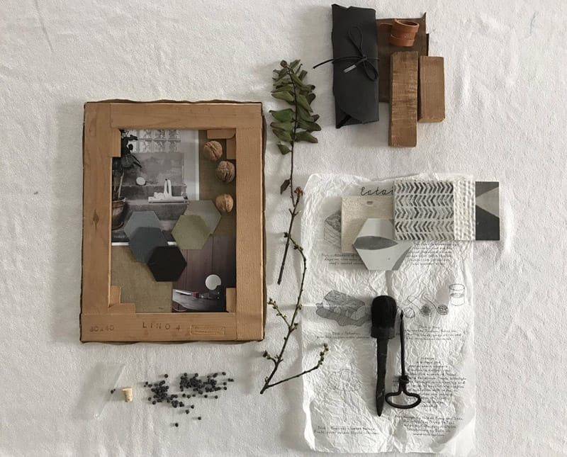 ITALIANBARK, Moodboard | How to decorate in wabi sabi style