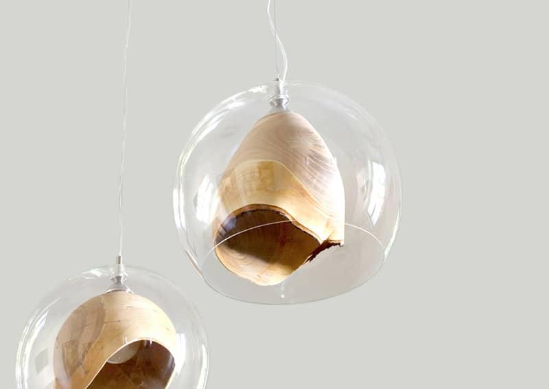 design italiano | Shiina+Nardi Design|Teca Lamp
