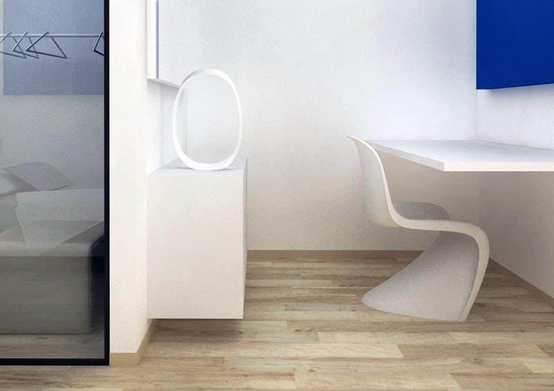 design italiano | Luca Curci|Viale Luigi Einaudi, Bari Private Residence