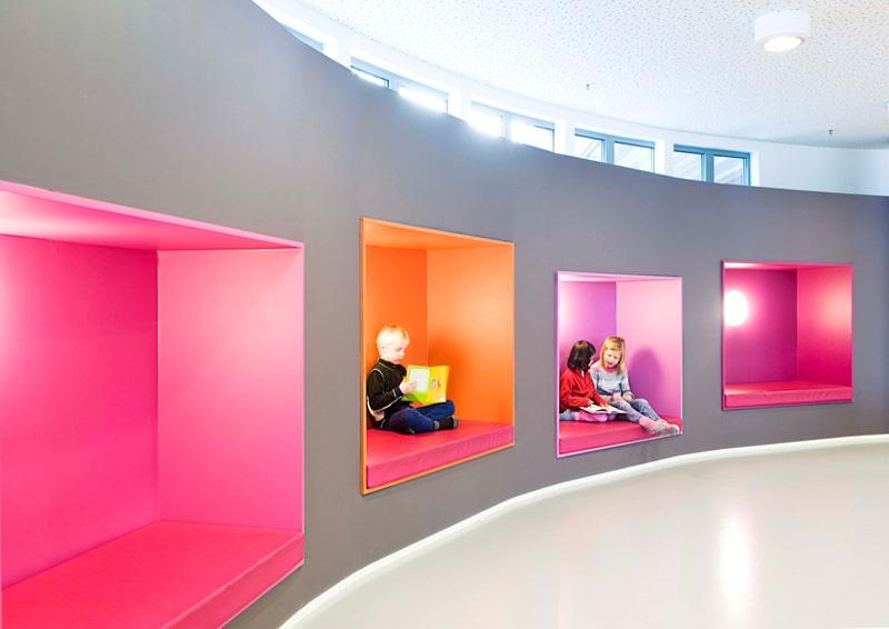 design nordico | Fortunen AS Architecture Office|Boensmoen Primary School