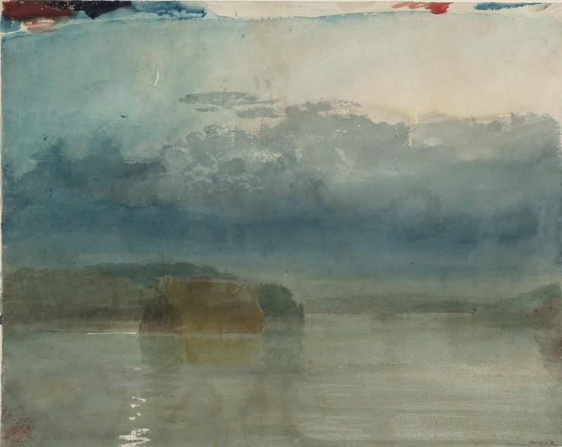 Chiostro del Bramante, mostra Turner. Opere dalla Tate