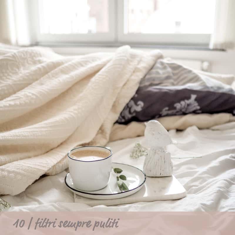 camera da letto a prova di allergie: i segreti del dormire bene