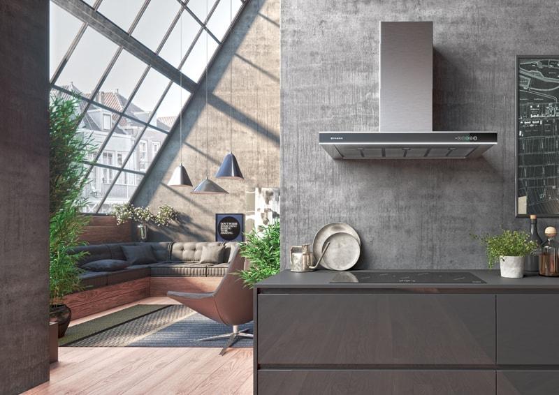 cappa cucina: novità a Eurocucina FTK | design outfit
