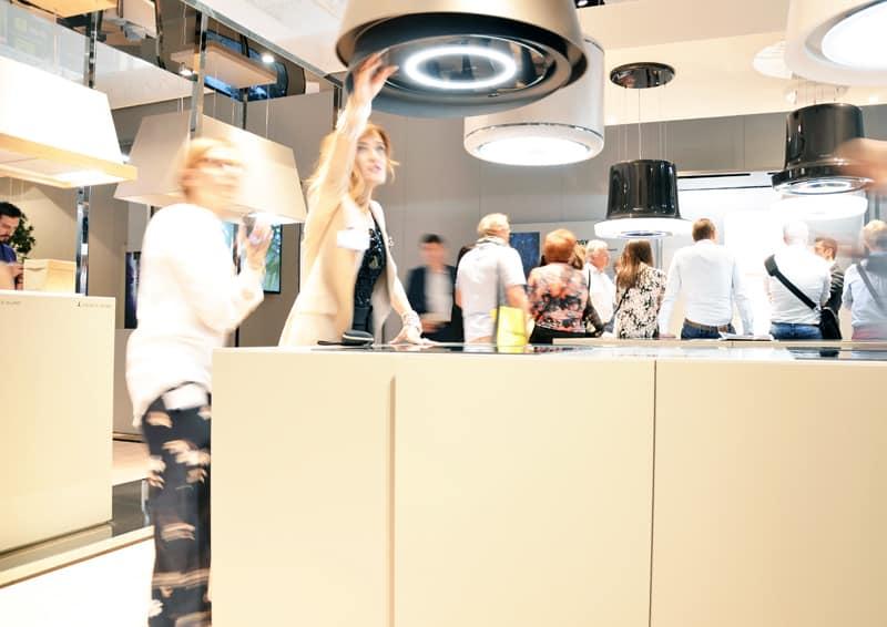 cappa cucina: novità a Eurocucina FTK