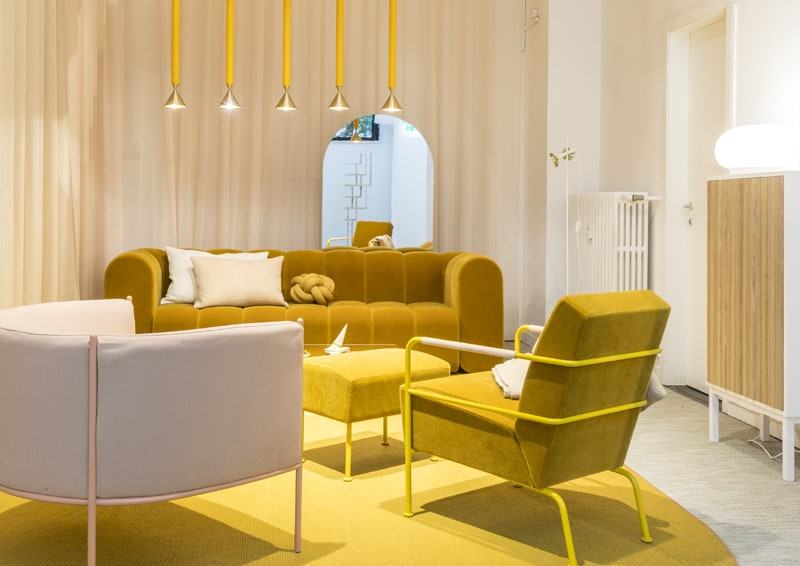 design svedese al Fuorisalone: Swedish Design Moves