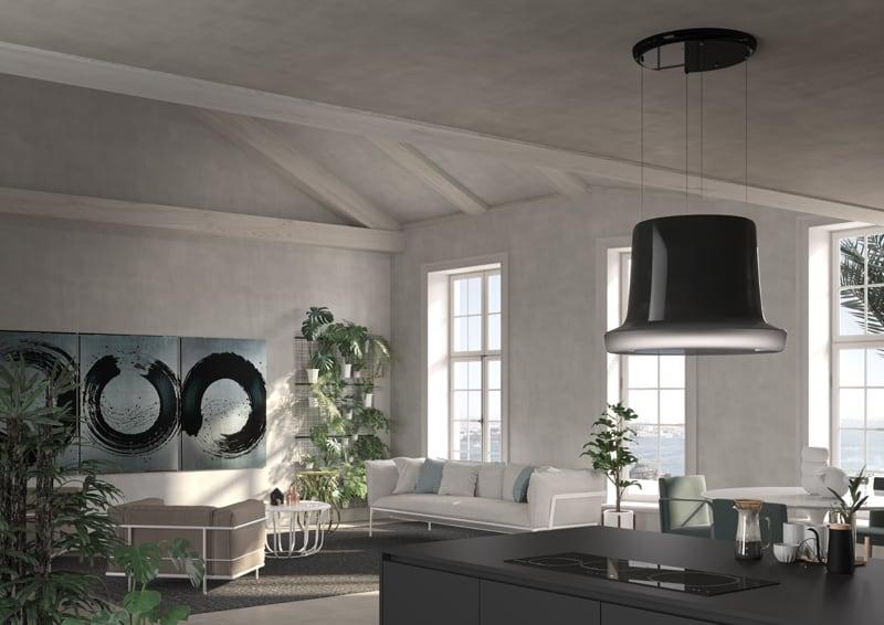 cappa per isola cucina moderna: novità, tecnologia, estetica ...