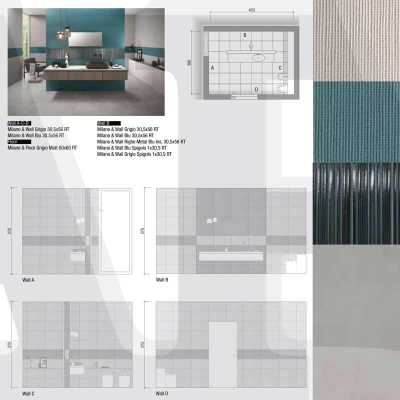 Cersaie 2018: novità ceramica per pavimenti e rivestimenti