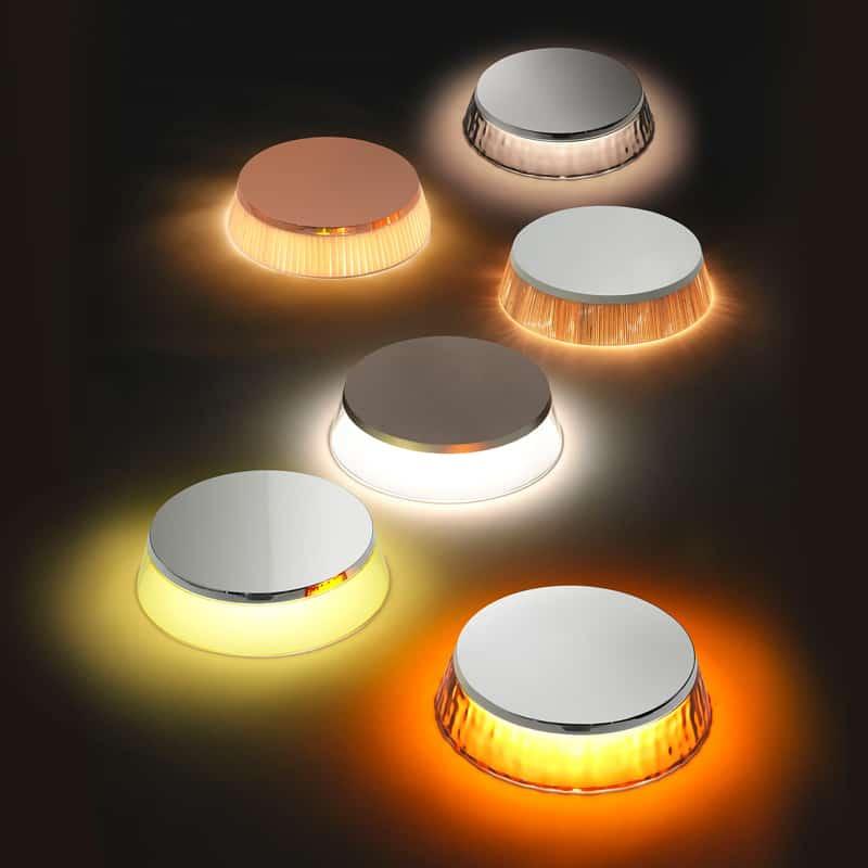 Philippe Starck, Bon Jour Versailles: la luce del mattino