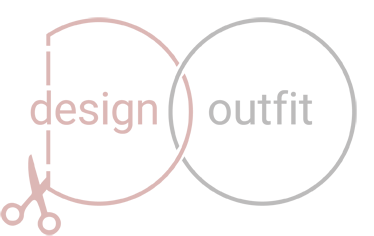 design outfit, logo